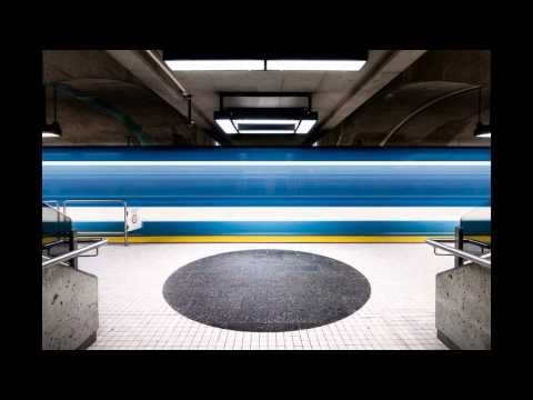 Photographer Chris Forsyth Captures the Montreal Metro's Stations