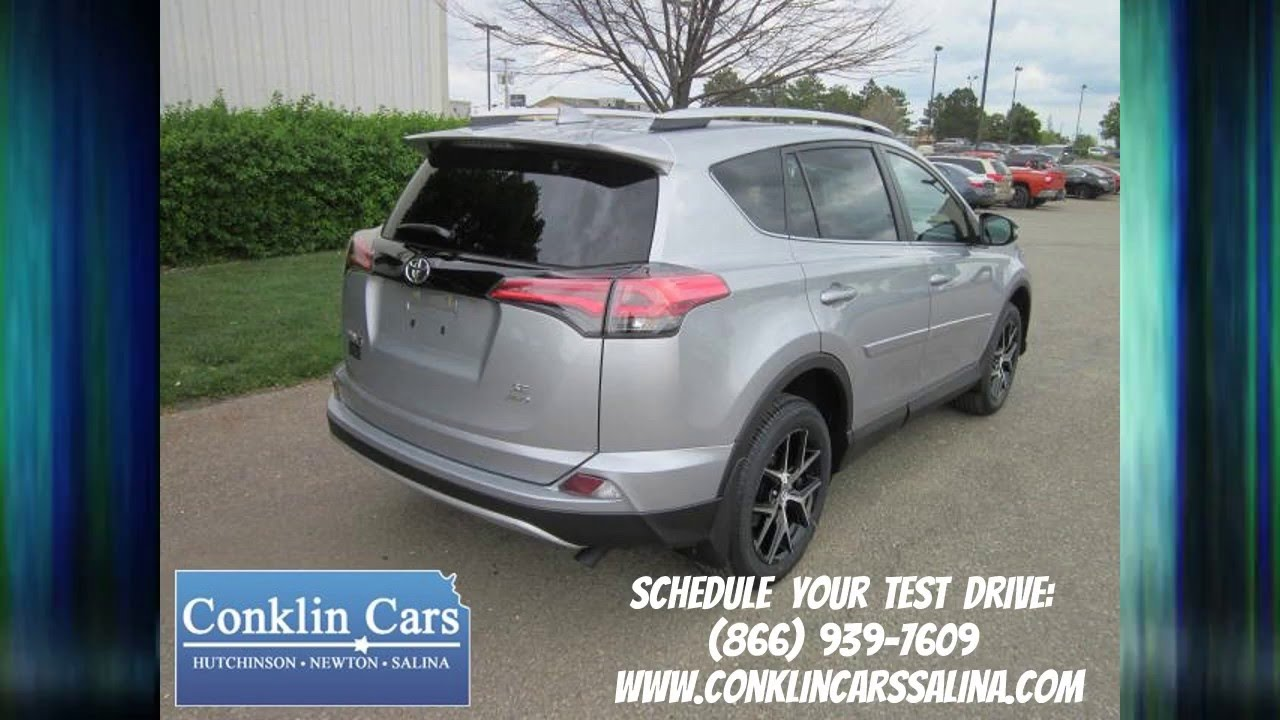 New 2016 Toyota Rav4 Conklin Cars Salina Ks Manhattan Area Toyota