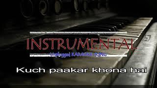 Ek Pyar ka Nagma Hai   Unplugged Instrumental Karaoke   Lata Mangeshkar