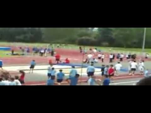 aaron simpson 4x100m relay