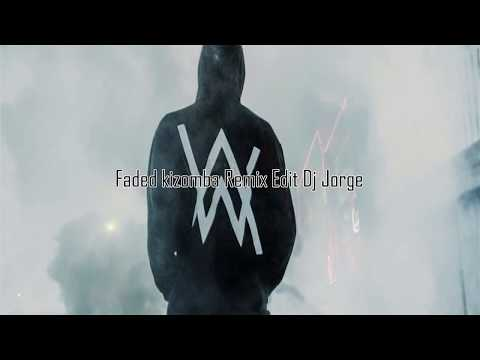 Alan Walker & Iselin Solheim Faded kizomba Remix Edit Dj Jorge
