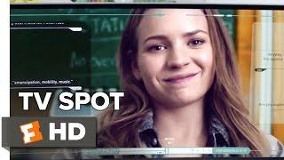 The Space Between Us TV SPOT - Everyday (2017) - Britt Robertson Movie