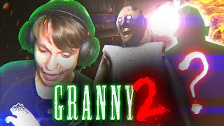 GRANNYS HEMLIGHET! | Granny: Chapter Two (Granny 2) #2
