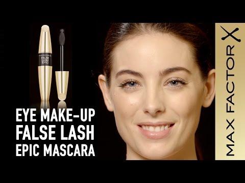 Eye Make-Up Tips: False Lash Epic Mascara | Max Factor Lash Bar