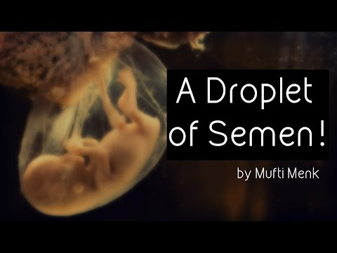 A Droplet of Semen! - Mufti Menk | 19 August 2016 |