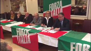 Mirella Cristina Forza Italia su governance Province Domodossola 2018