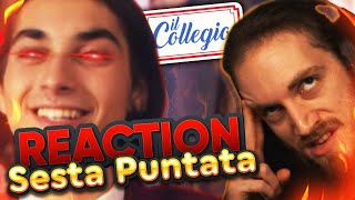 COLLEGIO 5: SESTA PUNTATA [REACTION MASSEIANA]