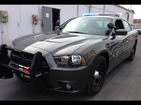 Dodge Charger Police Car >> New Miami Police Dept. (Ohio) 2013 Dodge Charger - YouTube