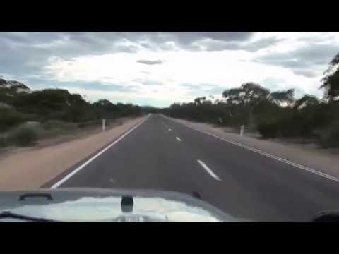 Port Augusta South Australia To Western Australia Border