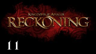 Прохождение Kingdoms of Amalur: Reckoning - Часть 11 — Невеста рыбака / Часовня песен