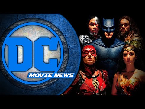 DC Movie News Justice League Review - DC Movie News