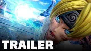 Jump Force - Boruto and Dragon Quest's Dai Gameplay Trailer