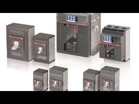 Видеокурс VE201_Силовые автоматические выключатели Tmax XT.
