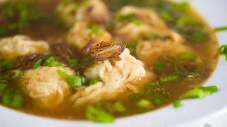 Chicken Molo Soup