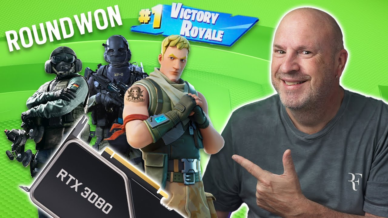 In Competitive Gaming Nothing Beats NVIDIA's Reflex