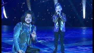 Четырехлетний челябинец спел с Филиппом Киркоровым