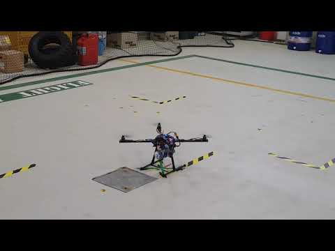RC flight test, Mtow