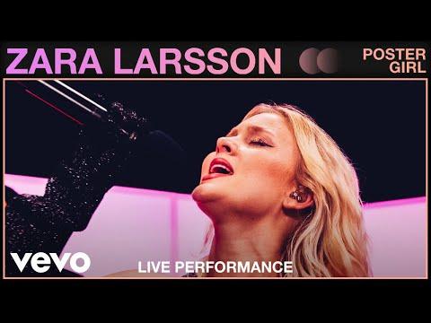 Zara Larsson - Poster Girl (Live) | Vevo Studio Performance