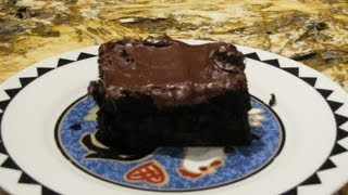 Brownies ( Mocha Cappuccino Brownies, Home Made) / Cheryls Home Cooking