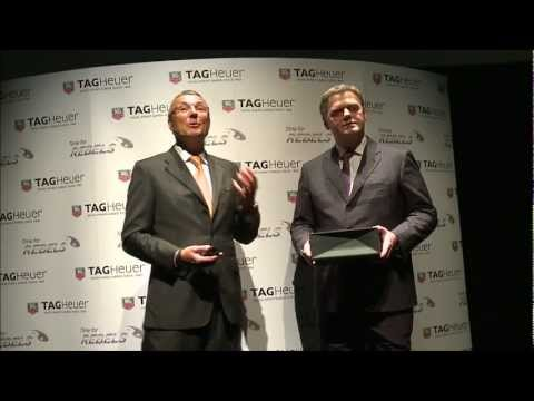 TAG Heuer | Mikrogirder 2000 - Press Conference in Geneva