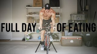 FULL DAY OF EATING | Ironman Training Nutrition