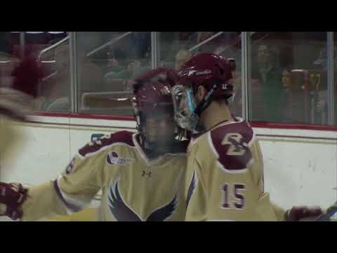 Men's Hockey: New Hampshire Highlights (Jan. 14, 2018)