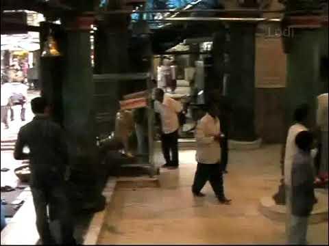 Mumba Devi Mandir or Mumba Devi Temple Maa Mumbadevi Mumbai Maharashtra 