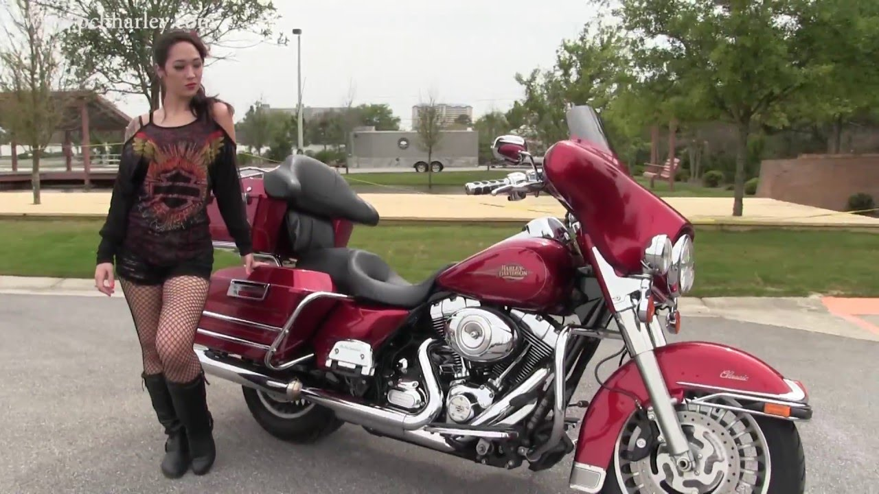 Harley Davidson Flhtc I Price