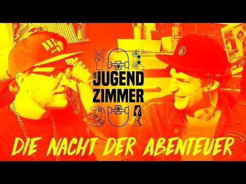 Jugendzimmer - Die Nacht der Abenteuer 1/2 | Basketball, Luftgewehrschießen, Twister & Zocken