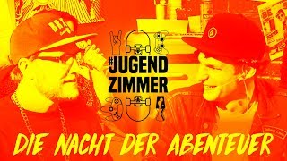 Jugendzimmer - Die Nacht der Abenteuer 1/2   Basketball, Luftgewehrschießen, Twister & Zocken thumbnail
