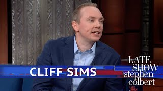 Cliff Sims Helped Curate Trump