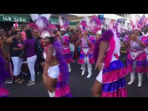 Foyal Parade 2018 - Martinique - Identité Radio