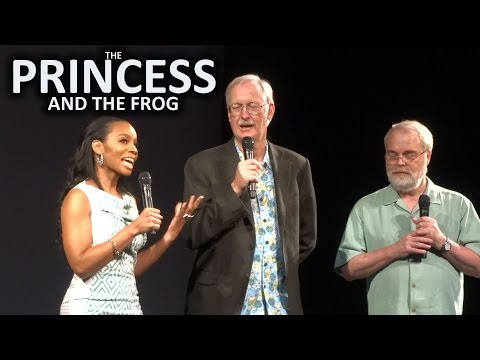 Princess And The Frog Cast Creative Team Reunion At El Capitan