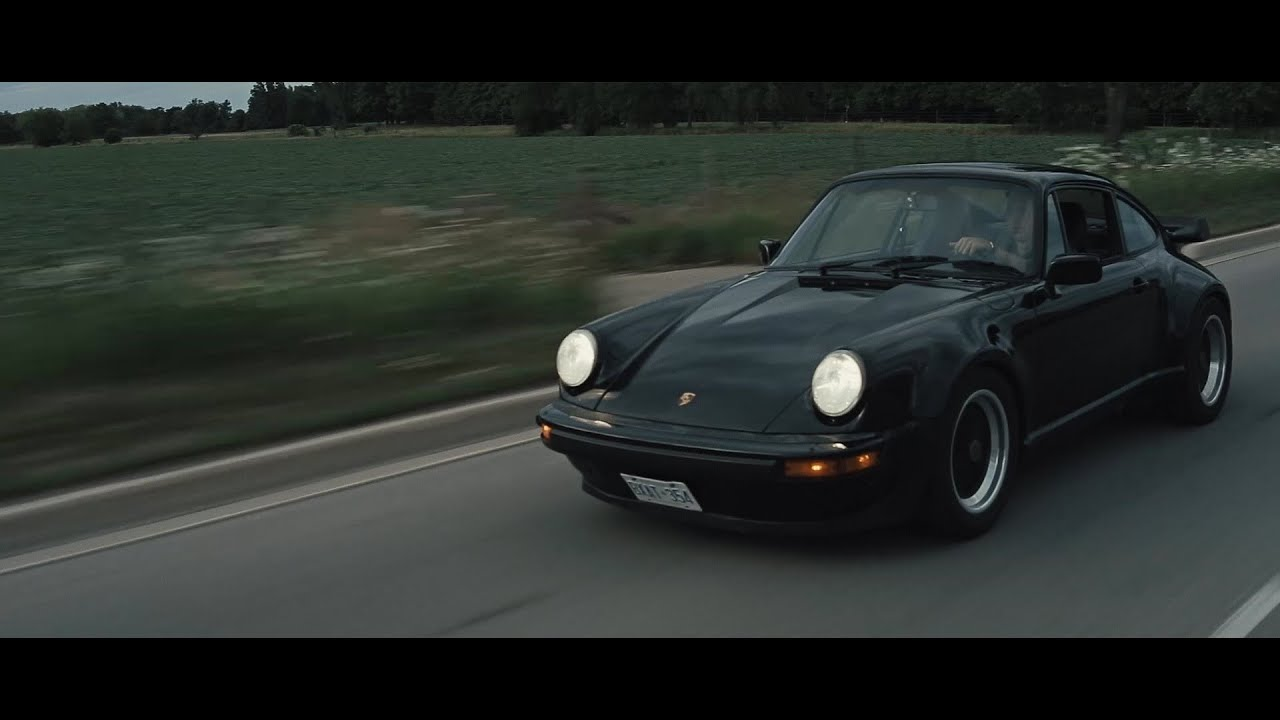 The Porsche Widowmaker