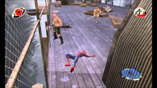 видео прохождение игры человек паук 3    мисия 7  бос гопников(лайк за боса., 2013-05-29T09:38:12.000Z)