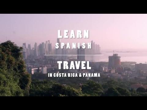 Lær spansk og rejs rundt: Travelling Classroom i Panama og Costa Rica