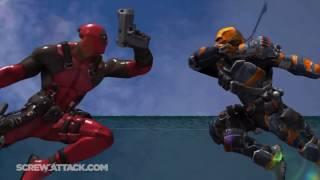 Baixar Deadpool VS Deathstroke-Subtitulado Español