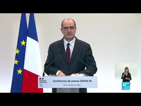فيروس كورونا: فرنسا -ترجح- تعزيز إجراءاتها الاحترازية في بعض المقاطعات ابتداء من 6 مارس  - نشر قبل 6 ساعة