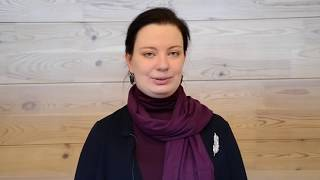 Віра Недзведська, учасник тренінгу Програми USAID РАДА з державної політики