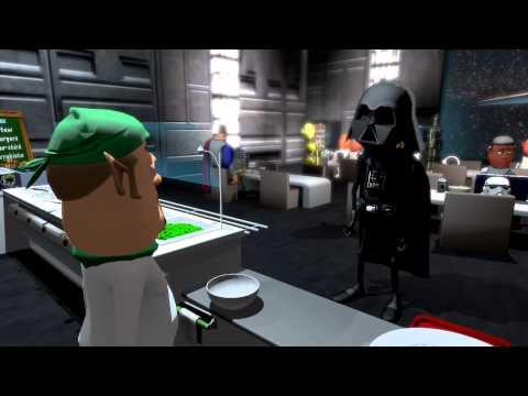 Eddie Izzard Darth Vader Cake Or Death