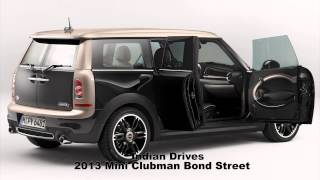 Mini Clubman Bond Street 2013 Videos