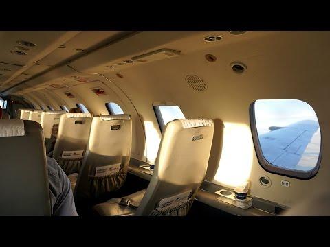 Air Norway / North Flying ✈ Fairchild Metro 23 [OY-NPF] ✈ Oslo - Fagernes ✈ 6 DEC 2015