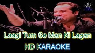 Lagi Tumse Man Ki Lagan HD KARAOKE WITH Scrolling Lyrics BY AAKASH