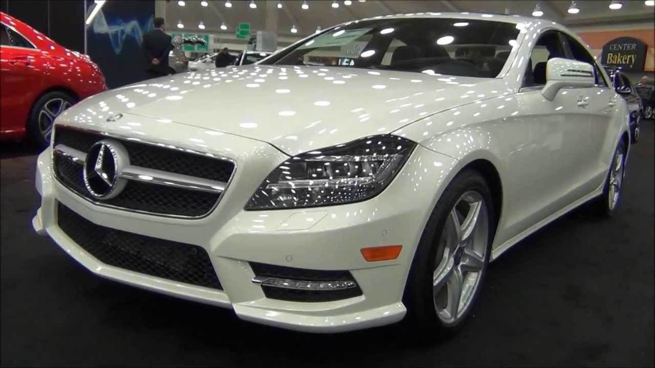 Luxury 2014 Mercedes Benz CLS 550 4Matic Coupe