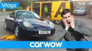 My Porsche 911 has broken. AGAIN! What's wrong this time? | Mat Vlogs