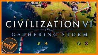 Sailing the Oceans - Part 1 | Civilization VI - Gathering Storm