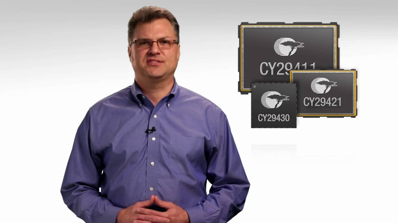 Cypress High Performance Programmable Oscillator Youtube Clock