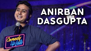 Anirban Dasgupta - Comedy Up Late 2019