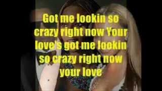 Beyonce feat. Jay Z  Crazy In Love lyrics by Jr