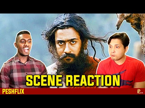 7 Aum Arivu Fight Scene Reaction | Suriya | PESHFlix Enterta